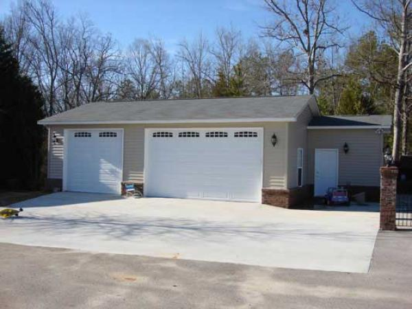 Custom attached or detached garage carolina design builders for Custom detached garage
