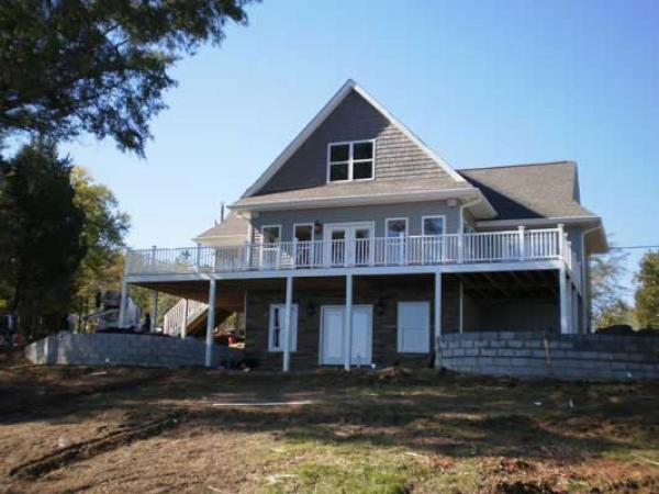 charlotte area new home construction carolina design